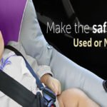 buy used or new car seat