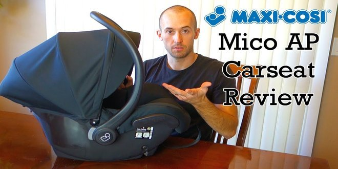 Maxi Cosi Mico AP Review